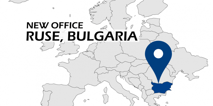 new office ruse bulgaria
